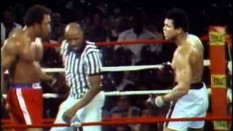 George Foreman vs Muhammad Ali – Oct. 30, 1974