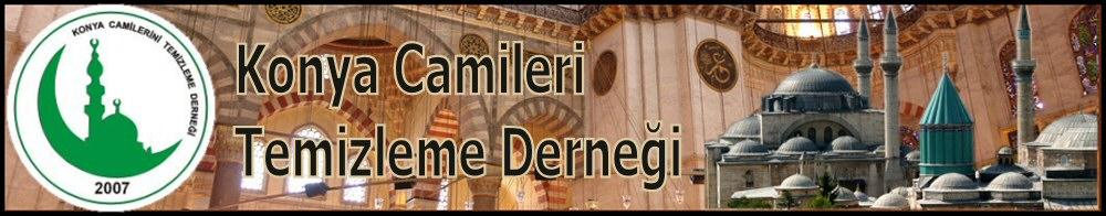 Konya Camileri Temizleme Derneği