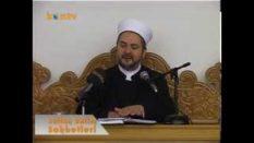 SultanSelim Sohbetleri – Zekat 1- Abdurrahman Büyükkörükçü Hocaefendi