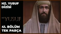 Hz. Yusuf'un Hayatı – Bölüm 41