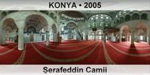 KONYA Şerafeddin Camii