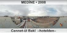 MEDİNE Cennet-ül Bakî –hotelden–
