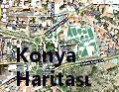 Konya Haritası